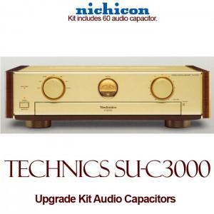 Technics SU-C3000 Upgrade Kit Audio Capacitors