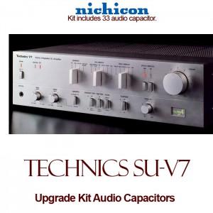 Technics SU-V7 Upgrade Kit Audio Capacitors