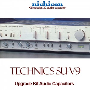 Technics SU-V9 Upgrade Kit Audio Capacitors