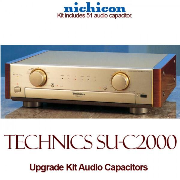 Technics SU-C2000 Upgrade Kit Audio Capacitors