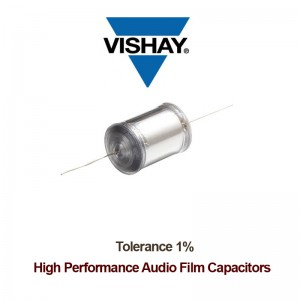 Vishay Film Capacitors 1%