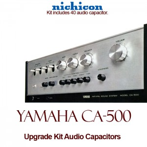 Yamaha CA-500 Upgrade Kit Audio Capacitors