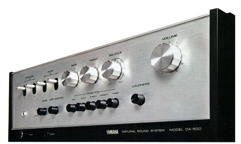 Yamaha CA-500