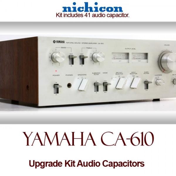 Yamaha CA-610 Upgrade Kit Audio Capacitors