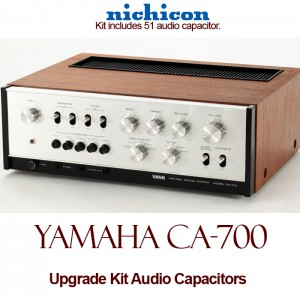 Yamaha CA-700 Upgrade Kit Audio Capacitors