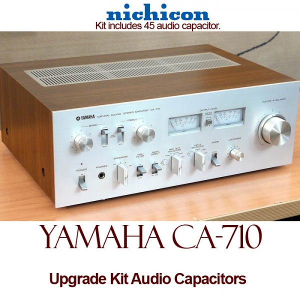 Yamaha CA-710 Upgrade Kit Audio Capacitors