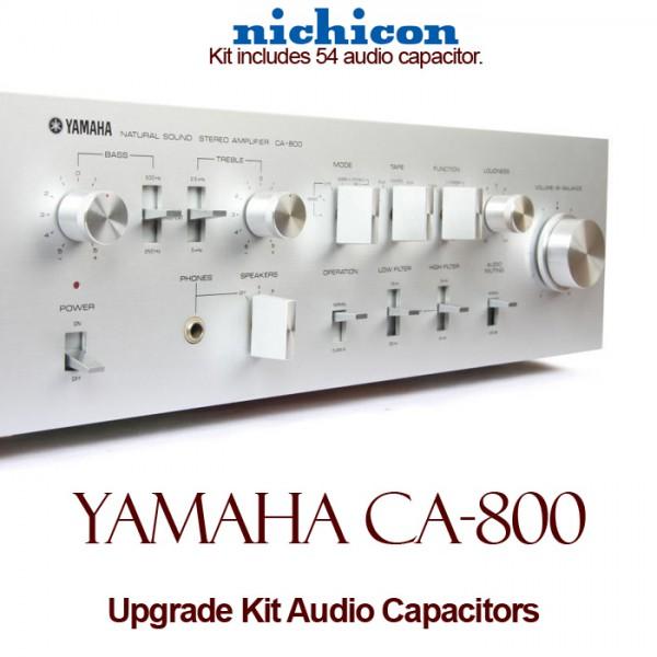 Yamaha CA-800 Upgrade Kit Audio Capacitors