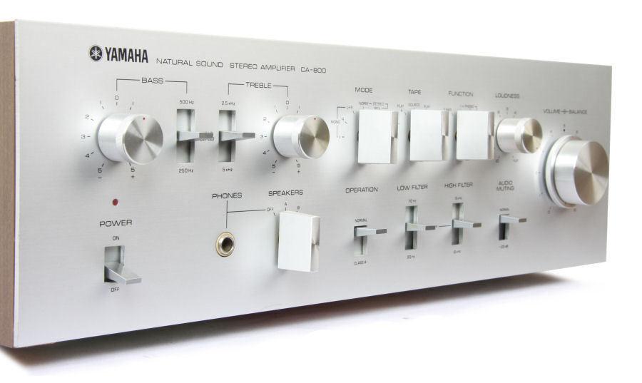 Yamaha ca 1000 stereo amp