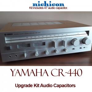 Yamaha CR-440 Upgrade Kit Audio Capacitors
