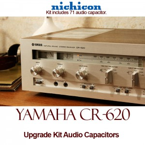 Yamaha CR-620 Upgrade Kit Audio Capacitors