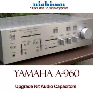 Yamaha A-960 Upgrade Kit Audio Capacitors