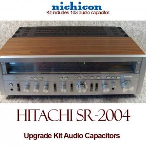 Hitachi SR-2004 Upgrade Kit Audio Capacitors