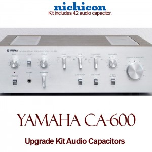 Yamaha CA-600 Upgrade Kit Audio Capacitors