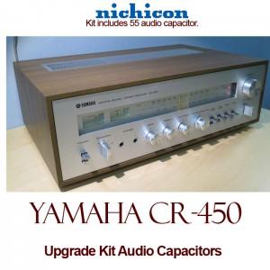 Yamaha CR-450 Upgrade Kit Audio Capacitors