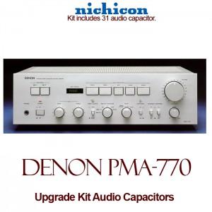 Denon PMA-770 Upgrade Kit Audio Capacitors