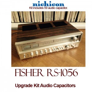 Fisher RS-1056 Upgrade Kit Audio Capacitors
