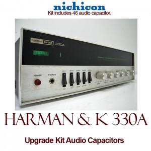 Harman Kardon 330A Upgrade Kit Audio Capacitors