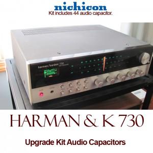 Harman Kardon 730 Upgrade Kit Audio Capacitors
