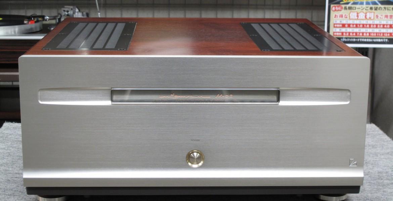 Luxman M-08
