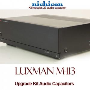 Luxman M-113 Upgrade Kit Audio Capacitors