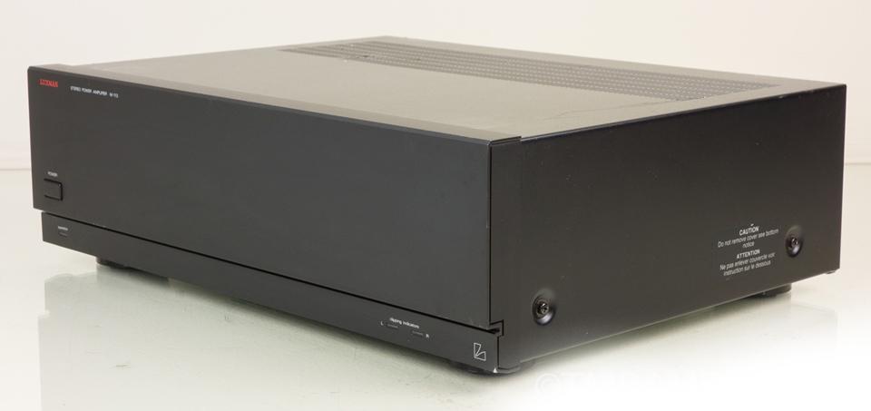 Luxman M-113