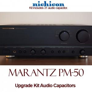 Marantz PM-50 Upgrade Kit Audio Capacitors