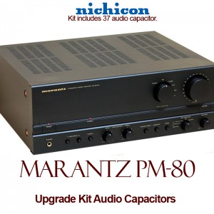 Marantz PM-80 Upgrade Kit Audio Capacitors