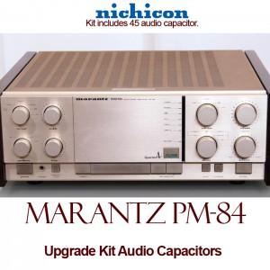 Marantz PM-84 Upgrade Kit Audio Capacitors