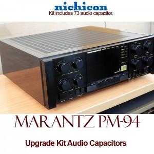 Marantz PM-94 Upgrade Kit Audio Capacitors