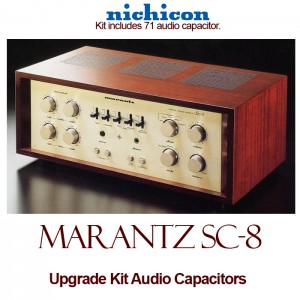 Marantz SC-8 Upgrade Kit Audio Capacitors