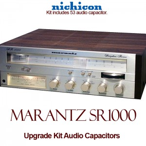 Marantz SR1000 Upgrade Kit Audio Capacitors