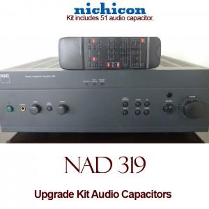 NAD 319 Upgrade Kit Audio Capacitors
