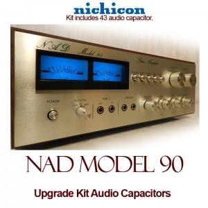 NAD Model 90 Upgrade Kit Audio Capacitors