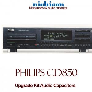 Philips CD850 Upgrade Kit Audio Capacitors