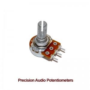 Precision Audio Potentiometers