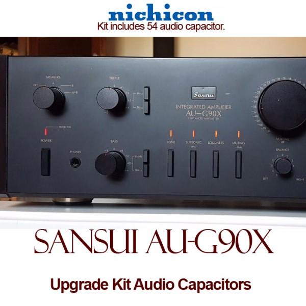 Sansui AU-G90X Upgrade Kit Audio Capacitors