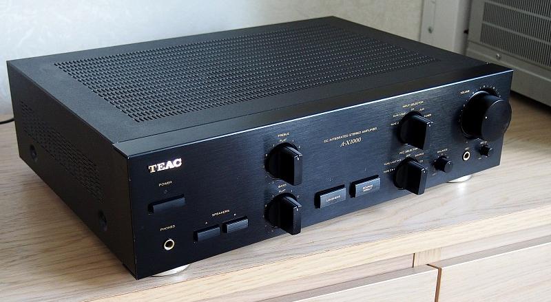 TEAC A-X1000