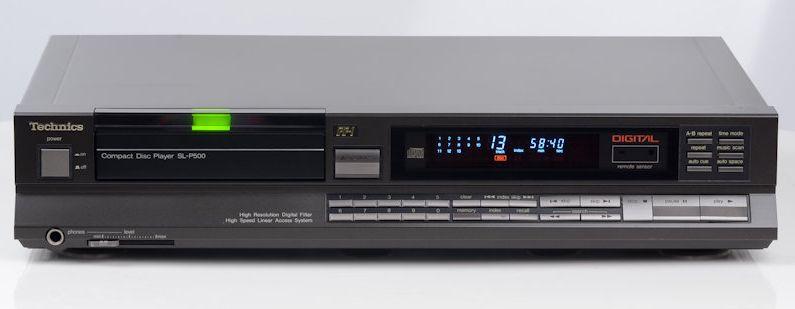 Technics SL-P500