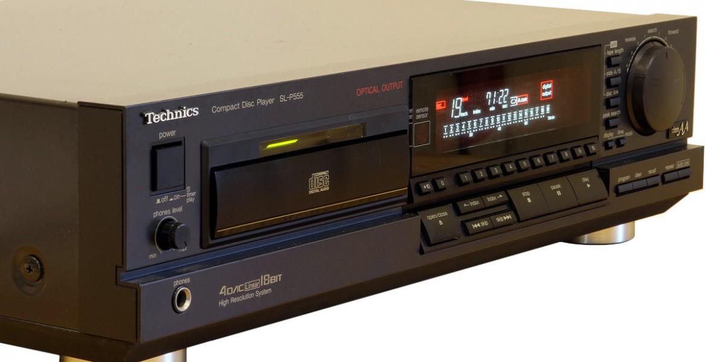 Technics SL-P555
