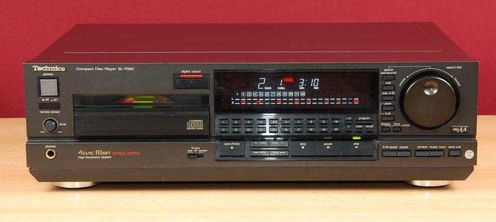 Technics SL-P990
