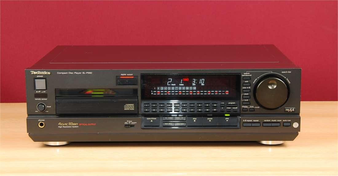 Technics SL-P999