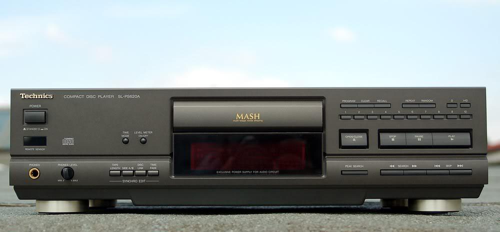 Technics SL-PS620A