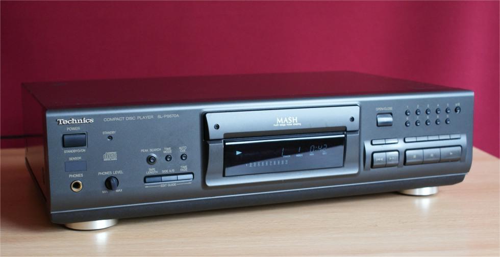 Technics SL-PS670A
