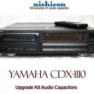 Yamaha CDX-1110 Upgrade Kit Audio Capacitors