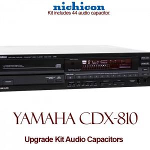 Yamaha CDX-810 Upgrade Kit Audio Capacitors