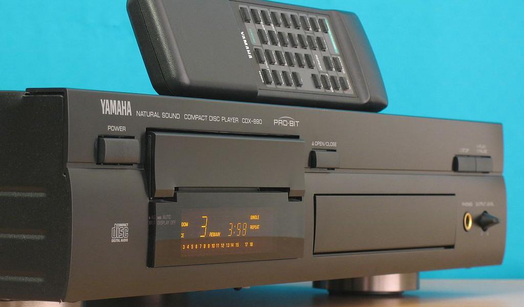 Yamaha CDX-890