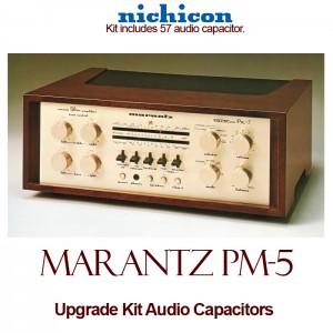Marantz PM-5 Upgrade Kit Audio Capacitors