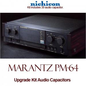 Marantz PM-64 Upgrade Kit Audio Capacitors