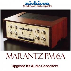Marantz PM-6a Upgrade Kit Audio Capacitors