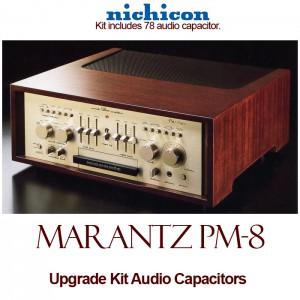 Marantz PM-8 Upgrade Kit Audio Capacitors
